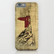 Merry Christmas and Happy Holidays to all! iPhone 6 Slim Case