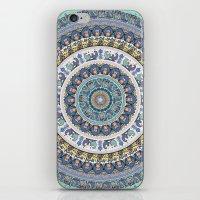 Frenchie Yoga Medallion iPhone & iPod Skin