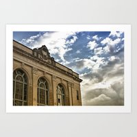 Union Station Art Print