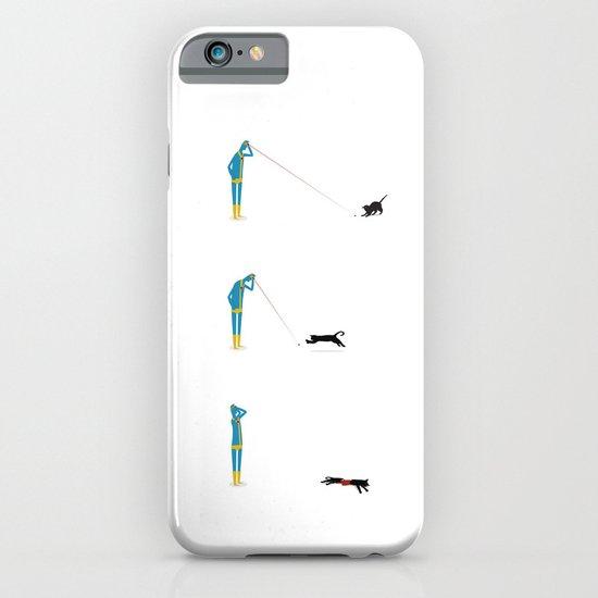 Cyclops' Cat iPhone & iPod Case