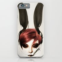 iPhone & iPod Case featuring Rosie by Ruben Ireland