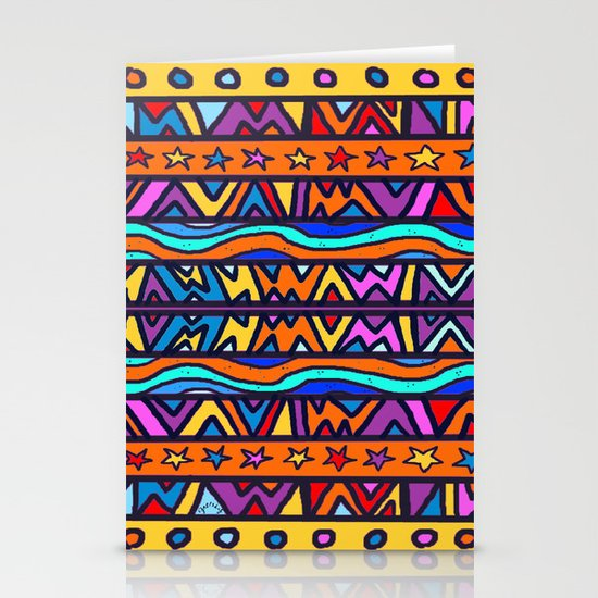 Jubilant Stationery Card