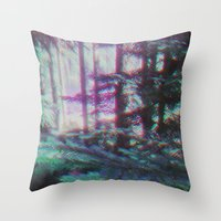 MIND DRUG Throw Pillow