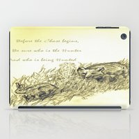 The Chase iPad Case