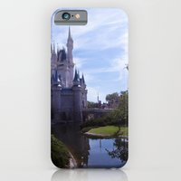 Cinderella's Castle iPhone 6 Slim Case