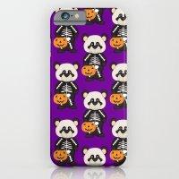 Skeleton Costume Panda A… iPhone 6 Slim Case