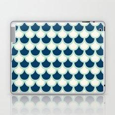 Scallop Pattern Laptop & iPad Skin