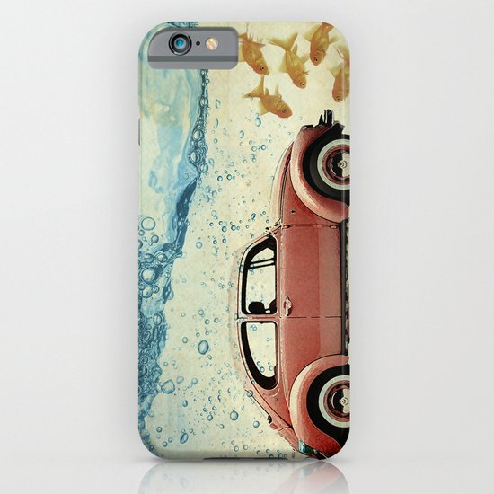 A fish out of Water iPhone & iPod Case