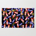 Firecracker Celebration  Rug
