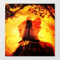 FROMPARISWITHLOVE Canvas Print