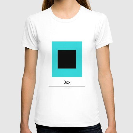 Box - think outside of it! T-shirt