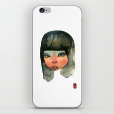 Beauty No.1 iPhone & iPod Skin