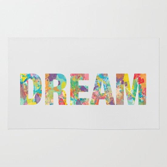 DREAM Area & Throw Rug