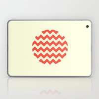 Chevron Full Circle Laptop & iPad Skin