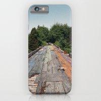 Rainbow Bridge iPhone 6 Slim Case
