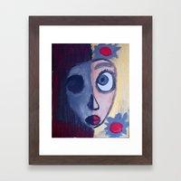 Two Sided Framed Art Print