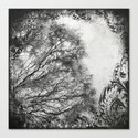 MYSTIC TREE | INST'ART Canvas Print