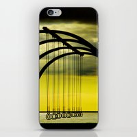 Beach Rings iPhone & iPod Skin