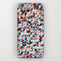 Quilted Patchwork iPhone & iPod Skin