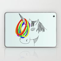 unicorn game Laptop & iPad Skin