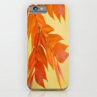 Fall mood iPhone 6 Slim Case