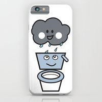 iPhone & iPod Case featuring thirsty by konlux