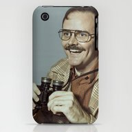 I.am.nerd. :: Danforth F… iPhone (3g, 3gs) Slim Case