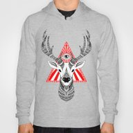 Magical Deer Hoody