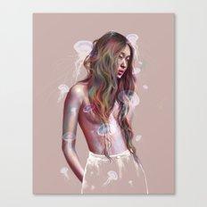 My Pulse Canvas Print