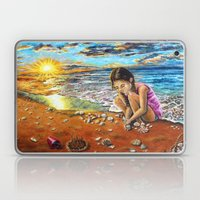 Treasure Hunter Laptop & iPad Skin