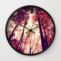Above and Beyond Wall Clock