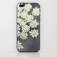 iPhone & iPod Skin featuring Black And White Queen An… by Erin Johnson