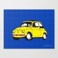 Zoom, Zoom- Art Print Canvas Print