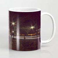 Small Town, Fast Lights Mug