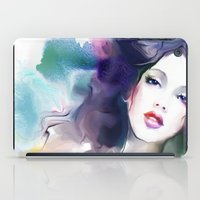 woman3 iPad Case