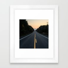 Journey Home Framed Art Print