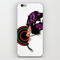 Diana In Love iPhone & iPod Skin