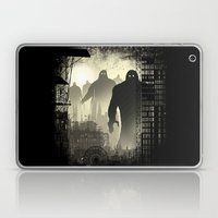 THE VISITORS Laptop & iPad Skin