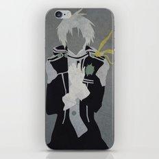 Allen Walker iPhone & iPod Skin