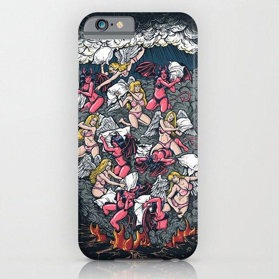 good vs evil  iPhone & iPod Case