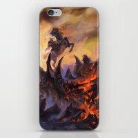 Lavaclaw Reaches iPhone & iPod Skin