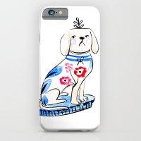 Fancy Little Dog  iPhone 6 Slim Case