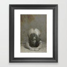 Submission Framed Art Print