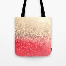 GOLD CORAL Tote Bag