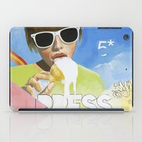 Press Play Now iPad Case