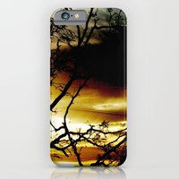 iPhone & iPod Case featuring Sunset  by Megan Alexandra
