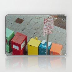 Bright City Laptop & iPad Skin