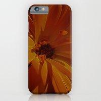 orange explosion iPhone 6 Slim Case