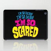I'm So Excited! I'm So E… iPad Case