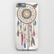 iPhone & iPod Case featuring Lakota (Dream Catcher) by Rachel Caldwell